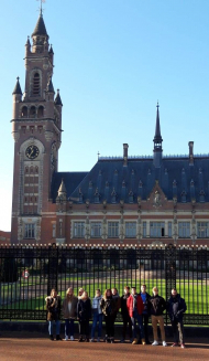 MUN Peace Palace