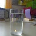 Die Flamme im Wasser
